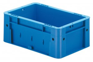 Heavy duty TK stacking boxes