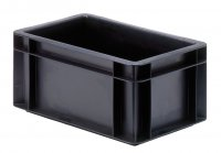 Conductive transport stacking box TKL 300/145-0 pieces