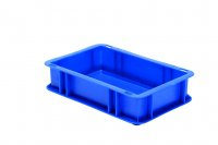 Transport stacking box TK 300/75-0 Red PU (35 pieces)
