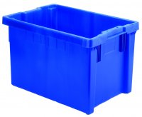 Rotary stacking container LB/DB
