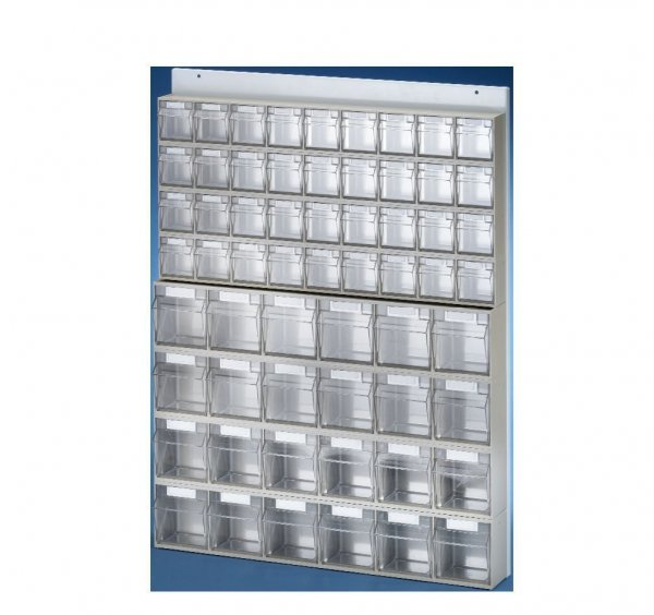 Multistore Storage System Wall Combi 2