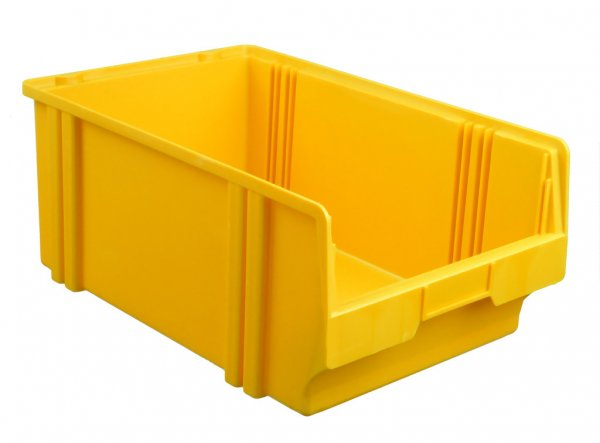 Plastic box LK 1B VPE (8 pieces) Red