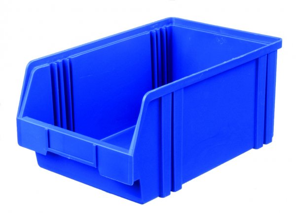 Plastic box LK 2 VPE (10 pieces) Green