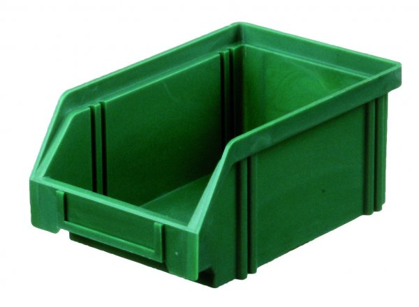 Plastic box LK 4 VPE (25 pieces) Yellow